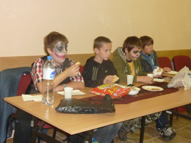 Halloween party 2011