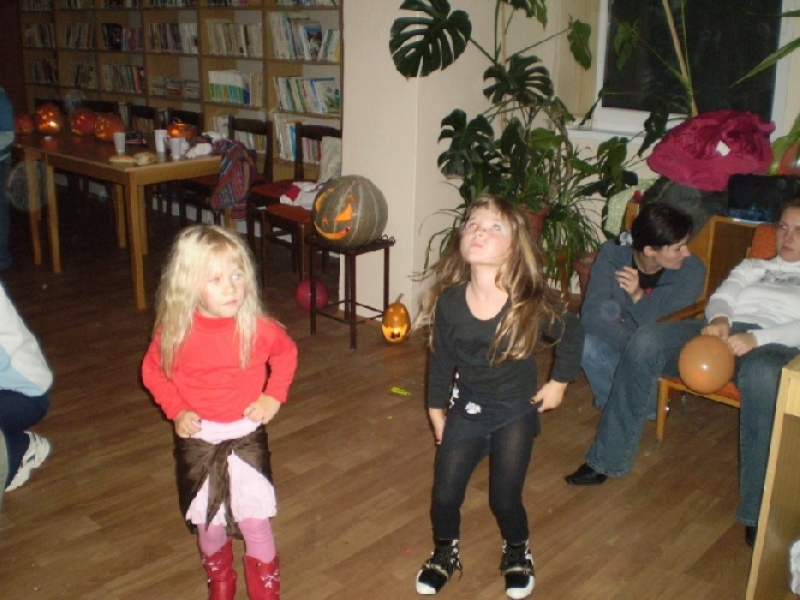 Halloween party 31.10.2007